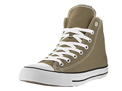 ffa4a87e960200 Image Unavailable. Image not available for. Color  Converse Mens Unisex  Chuck Taylor All Star Hi Top Fashion Sneaker ...