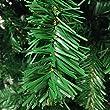 Giardino plástico de alta calidad árbol de Navidad/Navidad en verde con soporte Copenhague (60 cm)