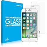 """iPhone 6S 6 Screen Protector Glass, Cardking Tempered Glass Screen Protector for Apple iPhone 6S, iPhone 6 [4.7""""inch][Double Strength] (2-Pack)"""