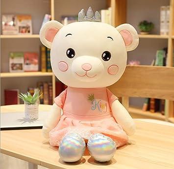 WYBL Pequeño Oso Princesa Linda Moda muñecas Navidad ...