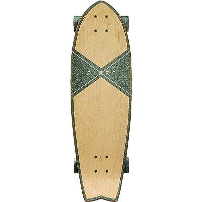 Globe Skateboards Sun City Cruiser Skateboard Deck, Oaxacan : Sports & Outdoors