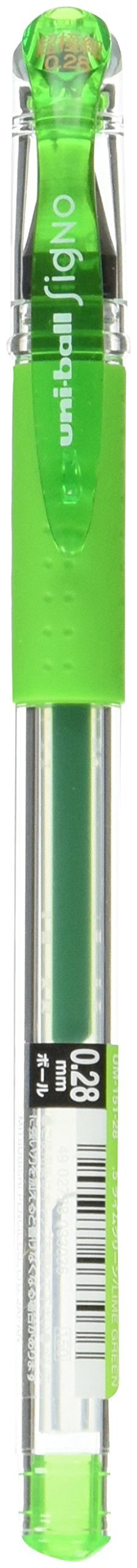 Uni Uni Gel Ballpoint Pen Uni-Ball Signo Ultra Fine 0 (QO56)