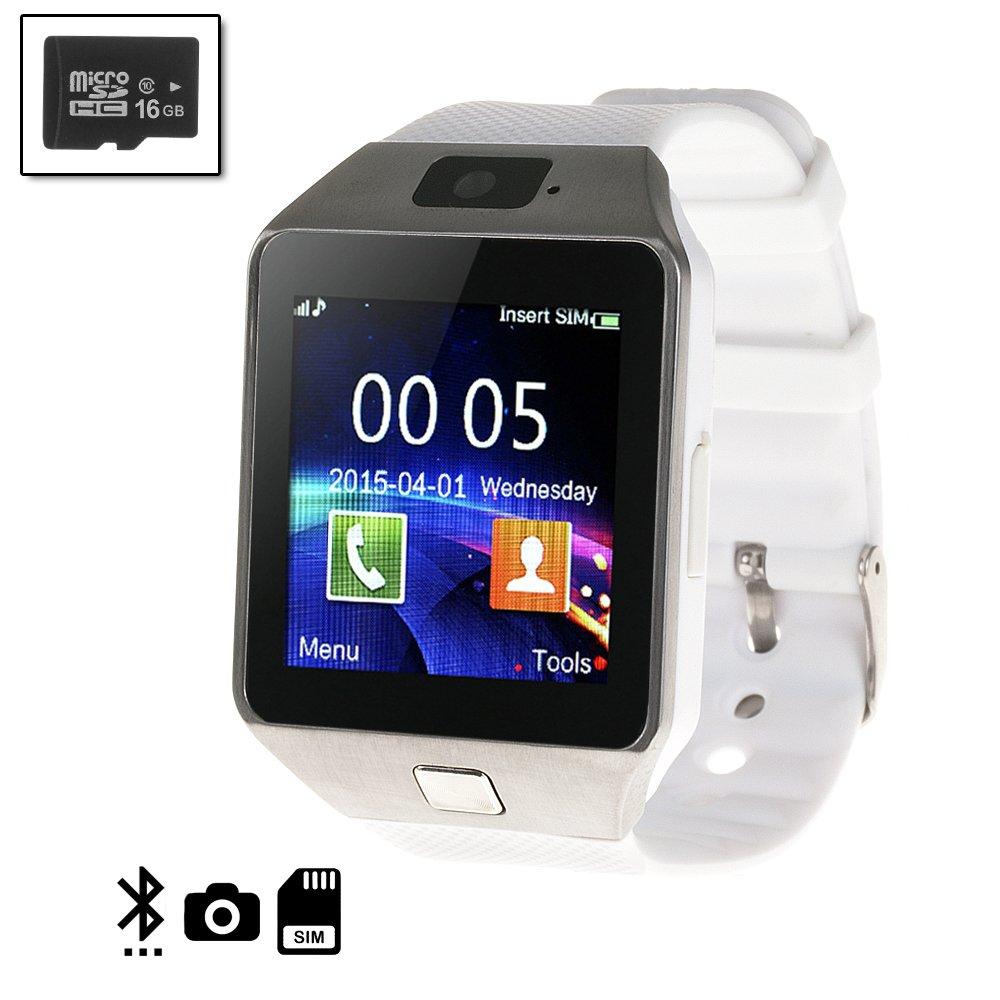 Silica DMN236WHITESD16 - Smartwatch tekkiwear Dama n236 ...