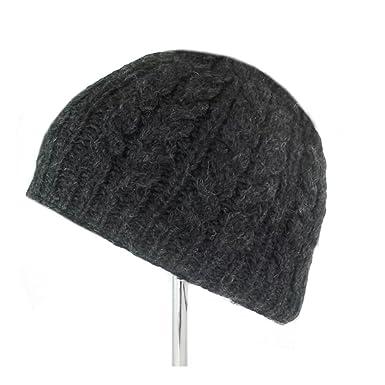 3a150cf9997 Amazon.com  Erin Knitwear Wool Beanie Hat