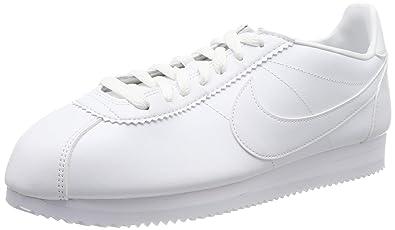 hot sale online e9d7f d942a Nike Women's Classic Cortez Leather Low-Top Sneakers