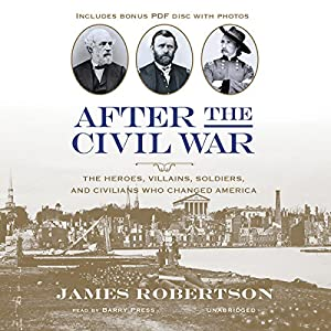After the Civil War Audiobook