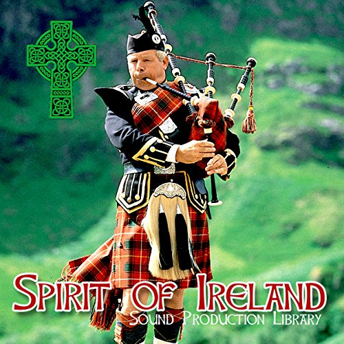 SPIRIT OF IRELAND - PERFECT ORIGINAL SAMPLES on CD by SoundLoad