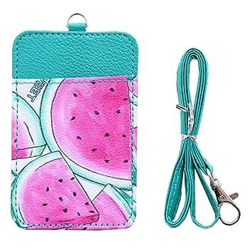 Amazon.com: Moda bolsa funda tarjeta de Crédito Tarjeta de ...