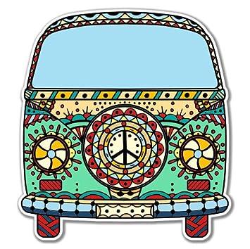 etc. 2 X van Surf Vinilo Sticker para coche//van//Laptop//Ventana//Pared Arte