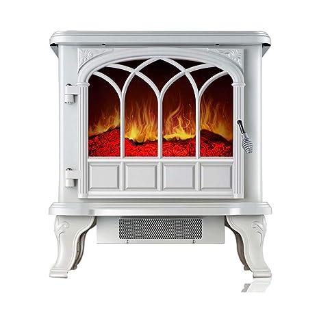 Calentador XIN Chimenea Calor Calor Simulación Llama Parrilla Estufa eléctrico Operación silenciosa - Eficiencia energética