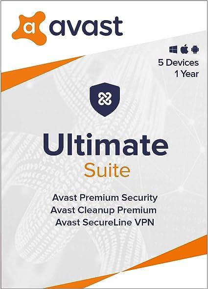 Avast Ultimate 2021