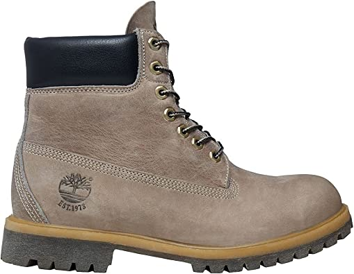 Gris 40 AF Bottine Timberland 6 Anniversary Homme Taille in f7Ygyv6b