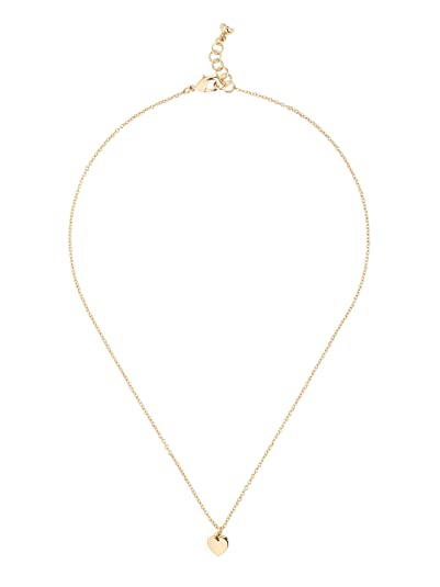 beaeceafeeff Ted Baker Hara Tiny Heart Pendant Necklace