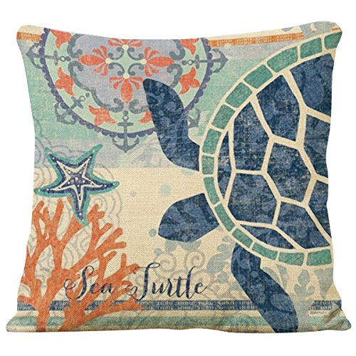 Turtle Cushion - 2