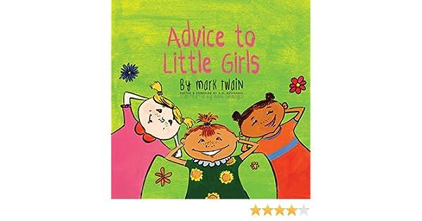 advice to little girl mark twain
