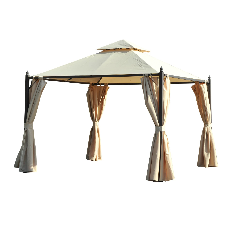 Großzügig Stahlrahmen Pavillon Fotos - Rahmen Ideen ...
