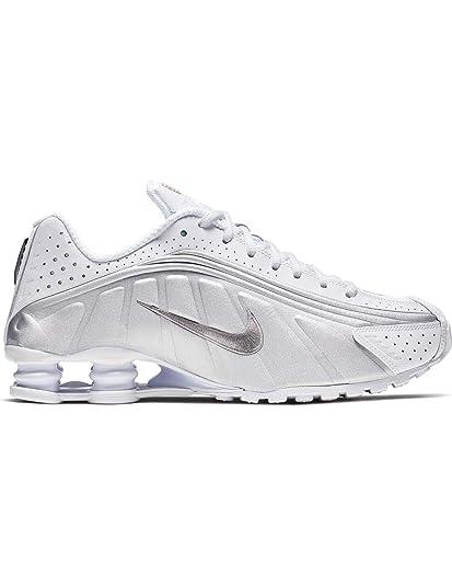 Sconto Uomo Nike Shox Avenue 802 Scarpe Grigie Nere Italia