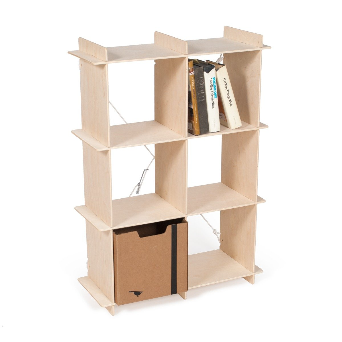 veneer full ikea birch furniture bookcases ideas size shelf bookcase billy