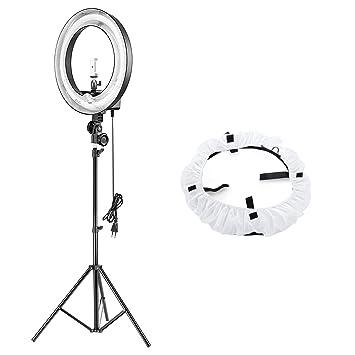 Neewer Kit de 35-centímetro Exterior/25-centímetro Interior Anillo de Luz y