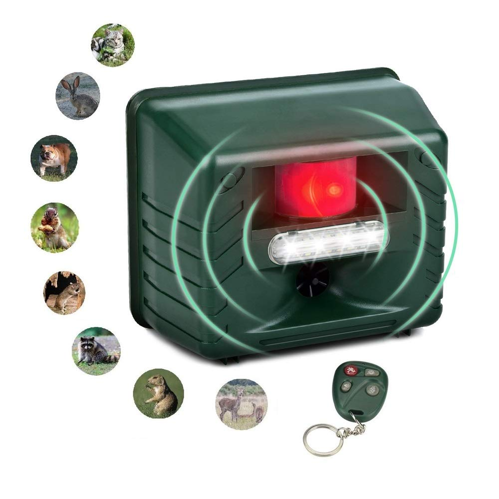 SENLUO Flashing LED Lights,Eco-Friendly-Effective Animal Management Without T, 2 by SENLUO