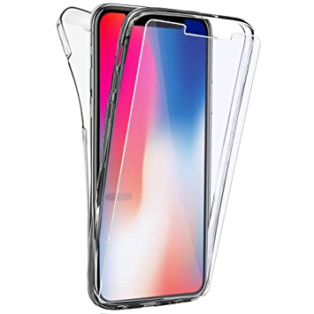 coque vitre iphone x