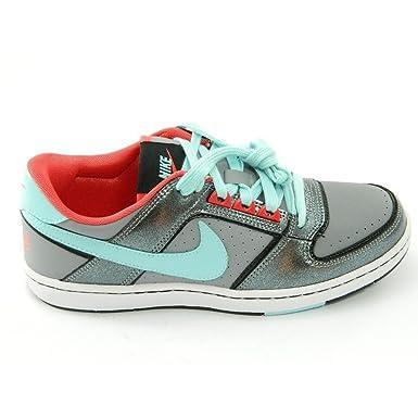 Nike - Nike delta lite sneakers schuhe grau rot himmelblau - Grau 42