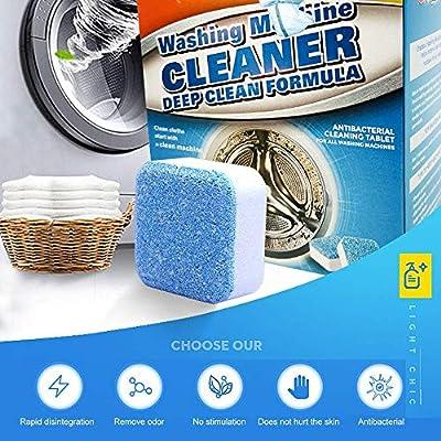 Lavadora Agente de Limpieza Tableta Efervescente Desodorante ...