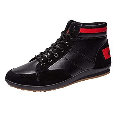 2cd2f6607828a Ankle Boots Men's, Four Seasons Casual Shoes Retro Shoes Fashion ...