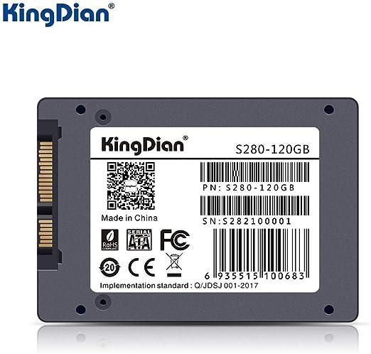 Para PC Portátiles De Escritorio Unidad De Estado Sólido SSD SATA3 ...