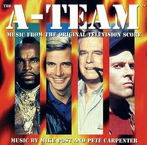 The A-Team: El Equipo A