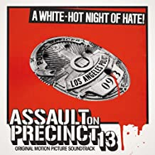 Assault On Precinct 13 [180 Gram Colored Vinyl]