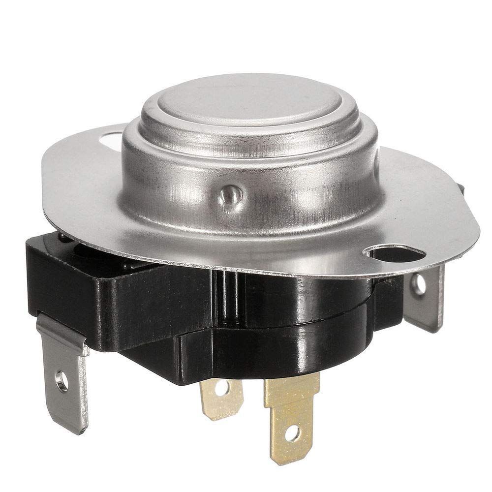 3387134 and 3392519 Cycling Thermostat /& Thermal Fuse Replacement for Whirlpool Kenmore