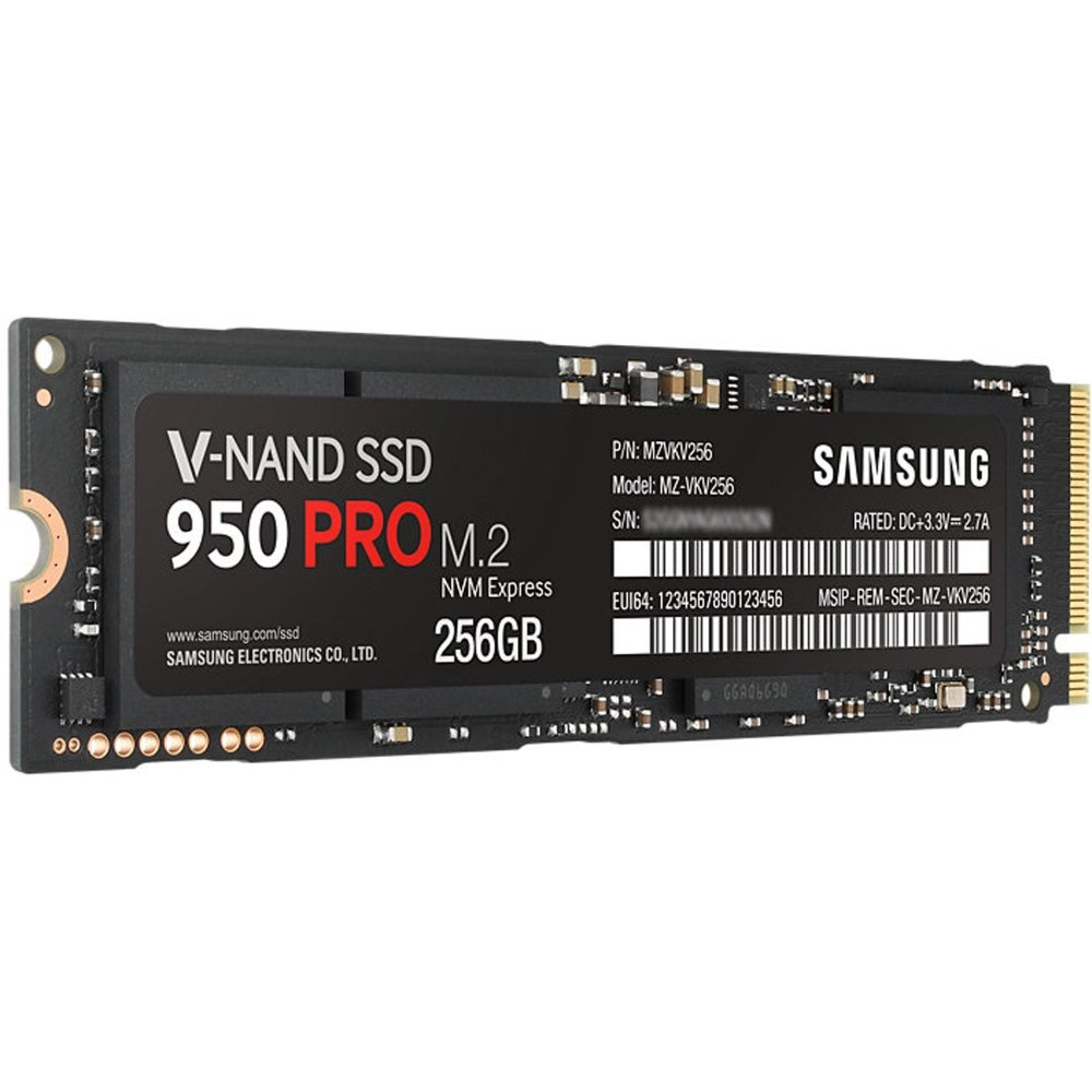 Samsung 960 EVO M.2 NVMe 256GB Review
