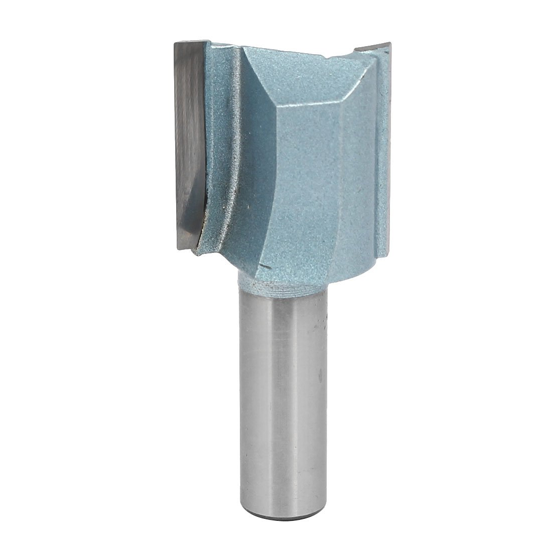 uxcell 1//2-inch Dia by 3-inch Depth Double Flute Extra Long Straight Router Bit with 1//2-inch Shank