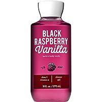 Bath and Body Works BLACK RASPBERRY VANILLA Shower Gel 10 Fluid Ounce (2019 Edition)
