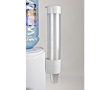 Dispensador de vasos de agua To Go con agua máquina: Amazon.es: Oficina y papelería