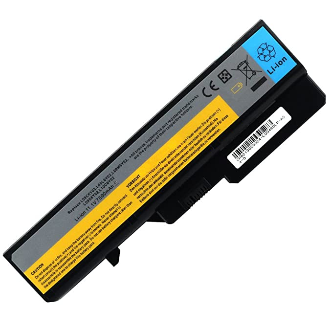 Bay Valley Parts10 8V 9-cells 7800mAh new replacement laptop battery for  LENOVO:IdeaPad B470 B570 G460 G470 G475,G560,G565,G570,G575,G770,IdeaPad