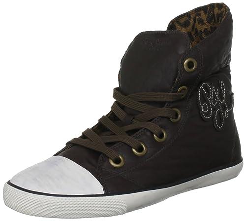 Pepe Jeans Berlin PFS30587 Damen Sneaker