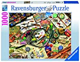 Ravensburger Fishing Fun Jigsaw Puzzle (1000-Piece)