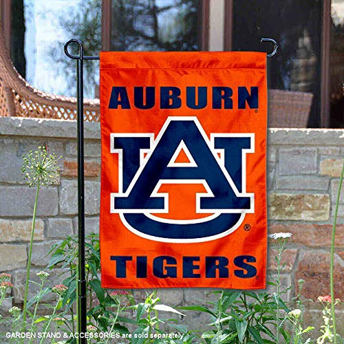 (College Flags and Banners Co. Auburn Tigers Garden Flag)