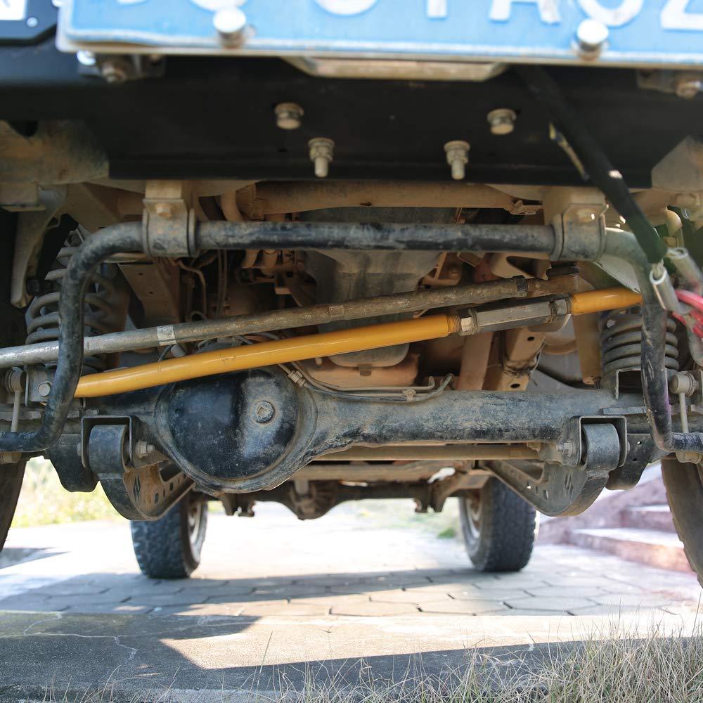 Front Rear Adjustable Panhard Rod Bar For 1998-2018 J-imny JB33//JB43//JB23 Series