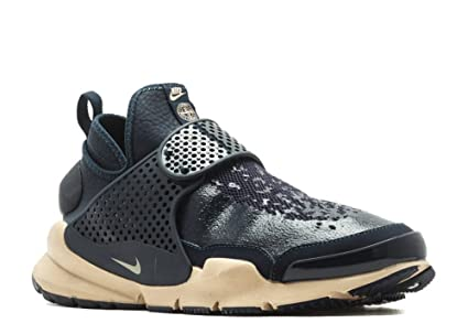 Nike Mens Sock Dart Mid Stone Island ObisidianOrewood Synthetic Size 8