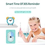 Kids Electric Toothbrush Sonic Toothbrush, Soft