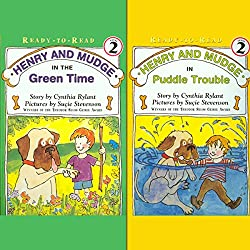 'Henry and Mudge in Puddle Trouble' and 'Henry and Mudge in the Green Time'