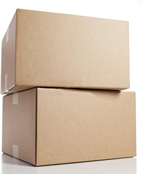 9x6x6 CARDBOARD CORRUGATED BOX SHIPPING CARTONS 10-600 PACKING MAILING MOVING