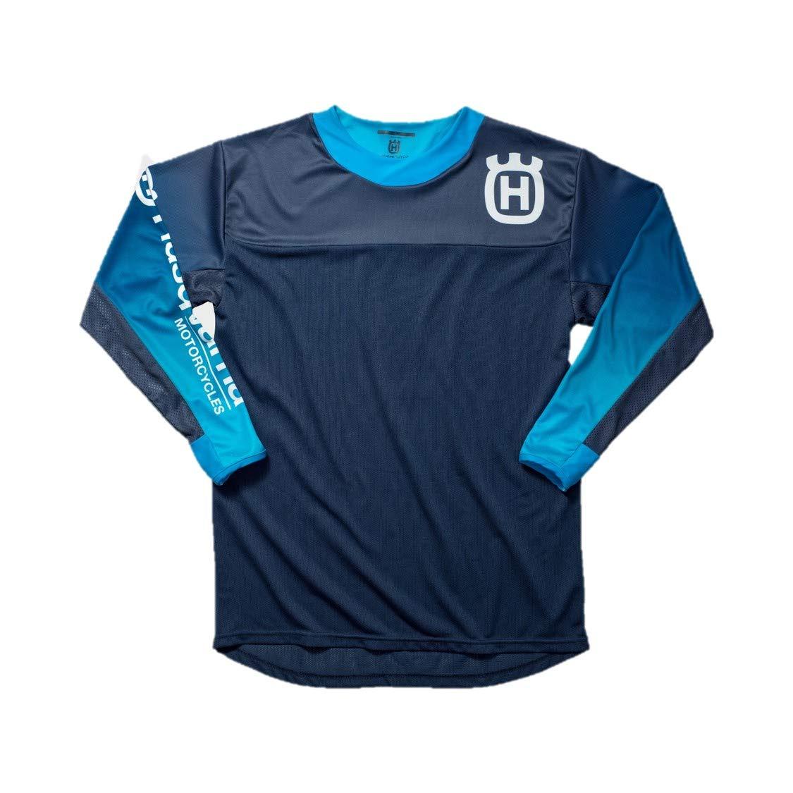 Husqvarna Gotland Jersey (XL, Blue) by Husqvarna