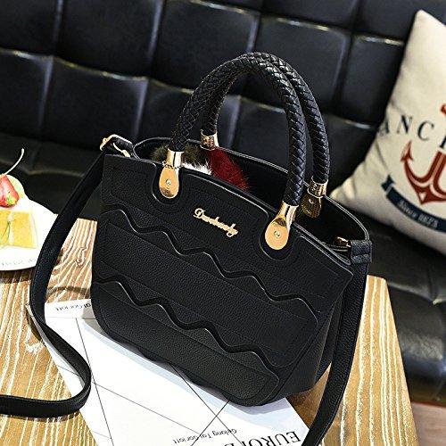 Shoulder Fashion Simple Ladies All match Handbag Bag Bags The New Messenger Korean A rFHrP