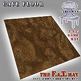 F.A.T. Mats - 3' x 3' Tablewar 3' x 3' - Cave Floor