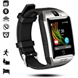 smartwatch ZKCREATION Bluetooth Reloj Inteligente DZ09 ...