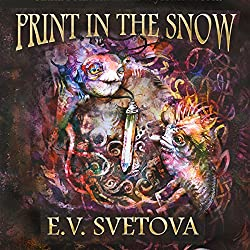 Print in the Snow